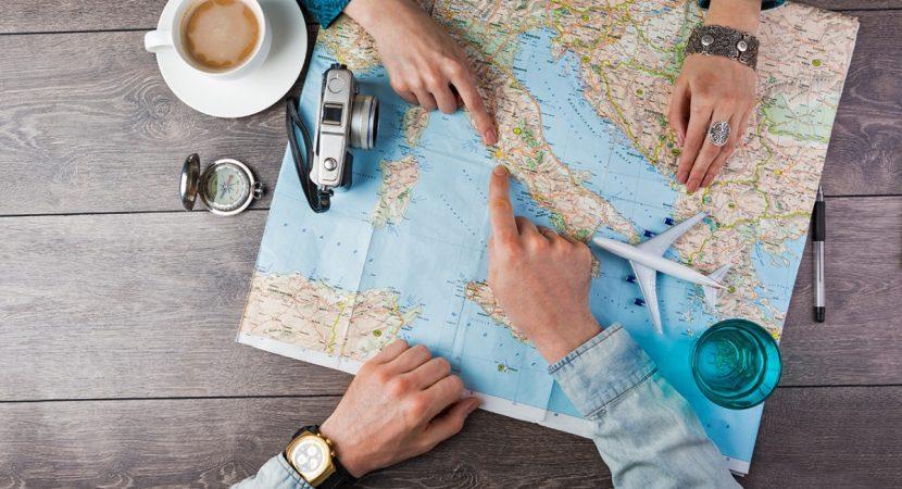 Călătorește