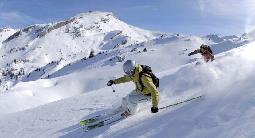 echipamentul de ski