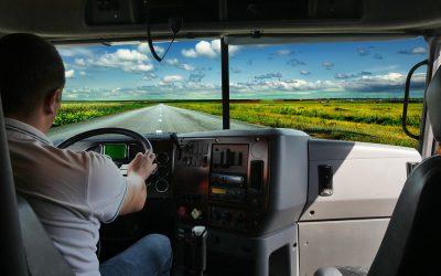 șofer de camion
