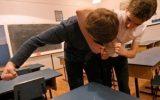 violența din școli