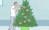 Bradul de Crăciun artificial